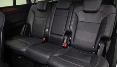 We vaccum leather seats and remove all pet hair.
